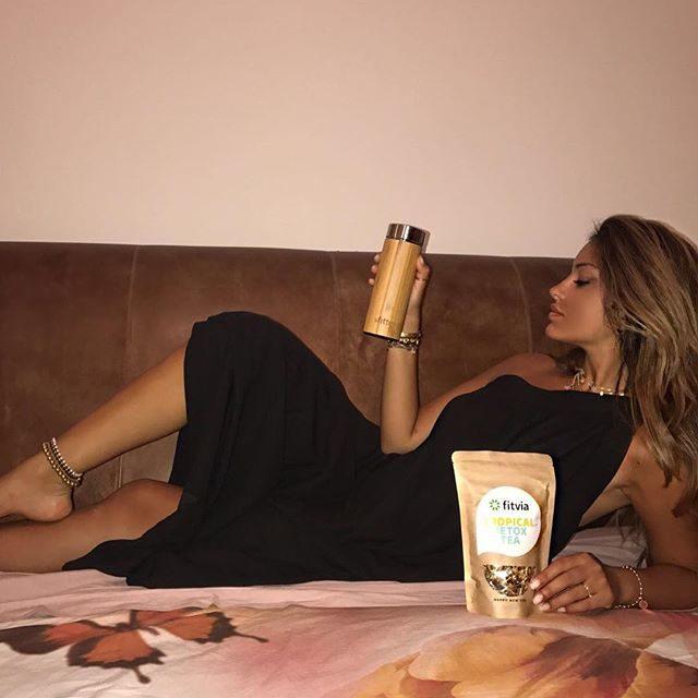 @rosaperrotta__ for @fitvia.it #fitvia #snack #rest #tea