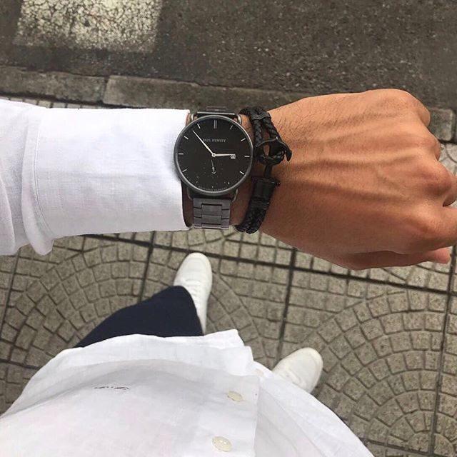 @pietro_tartaglione for @paul_hewitt #getanchored #watch #watches #watchestyle #watchtime #paulhewitt #ddfinfluenceragency #danieledefalcomanagement