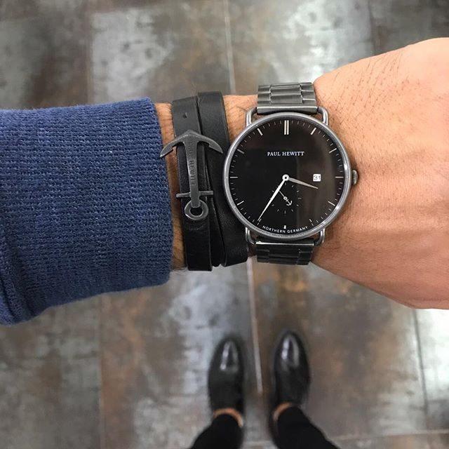@alessiobruno88 for @paul_hewitt #ddfinfluenceragency #anchored #watch #watches #watchtime #danieledefalcomanagement #fashion #fashionlook #whereistand